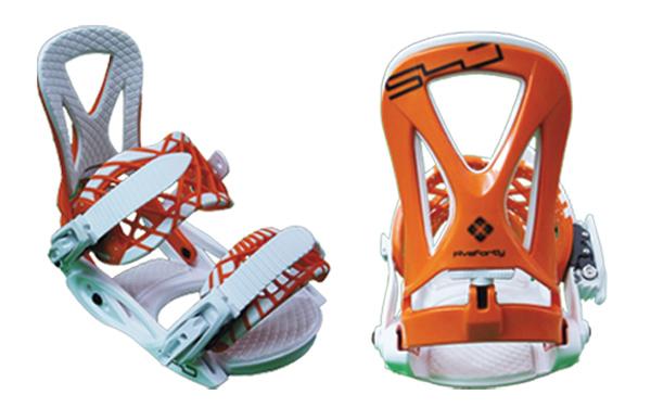 Snowjam - Orange